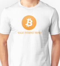 Bitcoin The Magic Internet Money T-Shirt