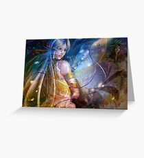Dream of Angels Greeting Card