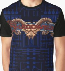 Shadowrun (SNES Title Screen) Graphic T-Shirt