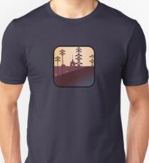 There's an app for that Hotel California Unisex T-Shirt
