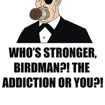 Who's Stronger Birdman?! by Thetomfrancis
