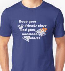 Keep Your Anemones Closer Funny SCUBA Diving Shirt T-Shirt