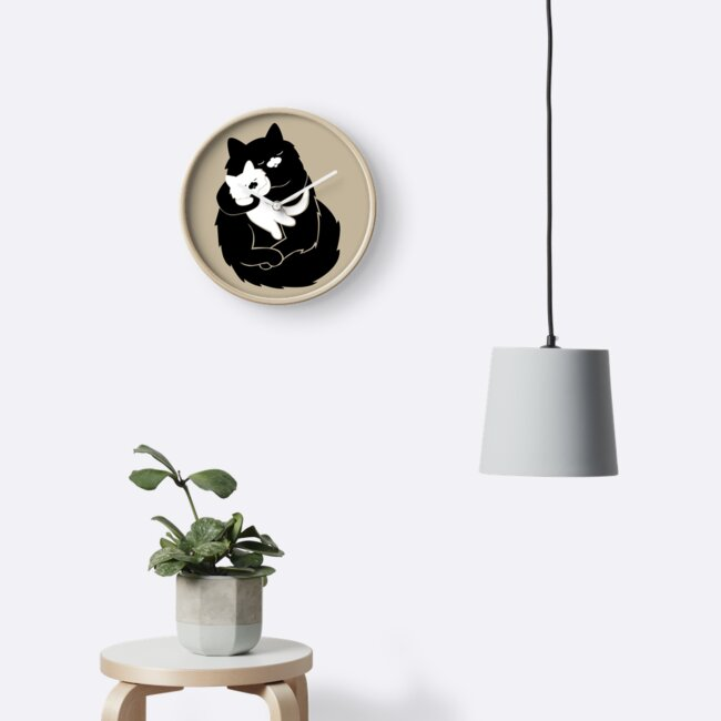 Mama Cat by matscisteph