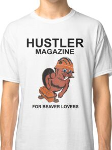 For Beaver Lovers Classic T-Shirt