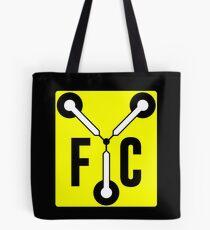 F C Flux Tote Bag
