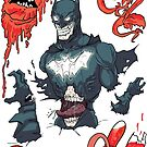nightmare bat by justinbysma
