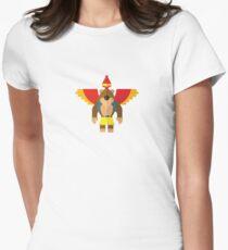Bear & Bird Women's Fitted T-Shirt