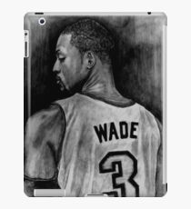 Wade iPad Case/Skin