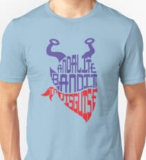 Andalite Bandit in Disguise T-Shirt