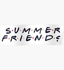 Chance the Rapper - Summer Friends Poster