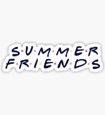 Chance the Rapper - Summer Friends Sticker