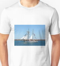 Sailing ship 1: One and All T-Shirt