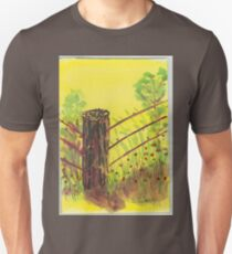 Fence post Unisex T-Shirt