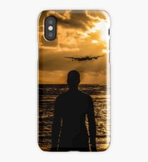 We will fight them on the beaches... iPhone Case/Skin