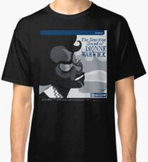 THE SENSITIVE SOUND OF DIONNE WARWICK Classic T-Shirt
