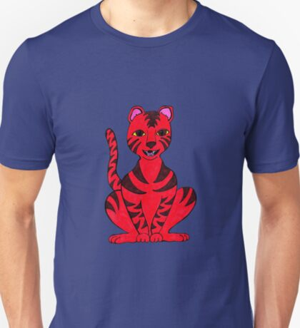 Tiger Puss T-Shirt