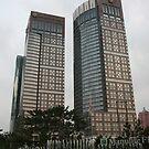 Sampoerna Strategic Square by buildings