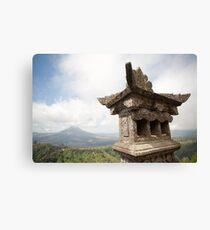 Gunung Batur Canvas Print