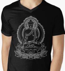 Buddha onyx Men's V-Neck T-Shirt