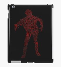 Zombie Survival guide iPad Case/Skin