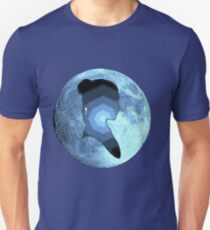 Princess Leia moon Unisex T-Shirt