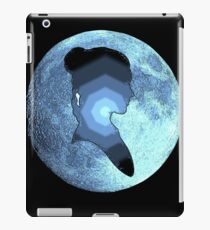 Princess Leia moon iPad Case/Skin