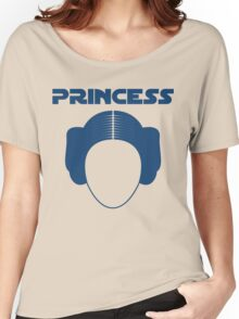 Star Wars Princess Leia Carrie Fisher Women's Relaxed Fit T-Shirt