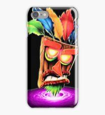 Aku Aku Ooga Booga iPhone Case/Skin