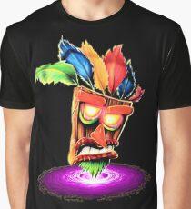 Aku Aku Ooga Booga Graphic T-Shirt