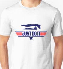 Top Gun inverted Unisex T-Shirt