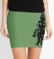 Garden Watcher Mini Skirt