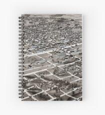 Birmingham - Alabama - 1885 Spiral Notebook