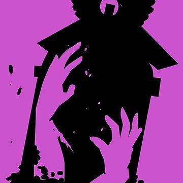 Jazzy Zombie Hands by CptPhoenix