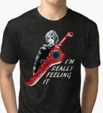 I'm Really Feeling It Tri-blend T-Shirt