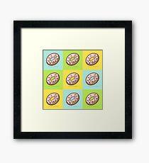Doughnut - Sprinkles Framed Print
