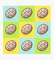 Doughnut - Sprinkles Photographic Print