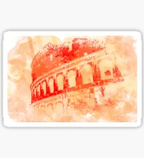 Rome - Colosseum Sticker