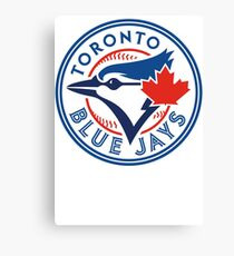Toronto Blue Jays ii Canvas Print
