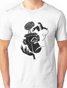 Numb Skull Monkey Unisex T-Shirt