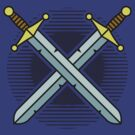 Crossed Swords by TheMaker