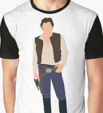 Han Solo Graphic T-Shirt