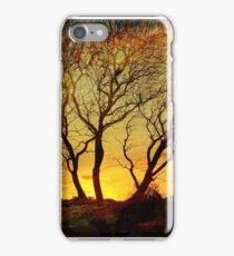 Sun Has Gone Down but look what is left behind  iPhone Case/Skin