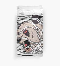 Oso Panda -Momia- Duvet Cover