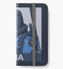 Ana HOPE Propaganda iPhone Wallet/Case/Skin