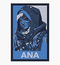Ana HOPE Propaganda Photographic Print