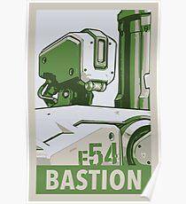 Bastion HOPE Propaganda Poster