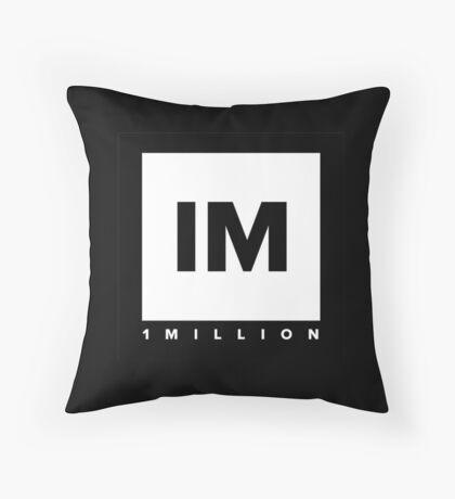 1m Throw Pillow