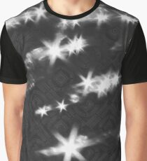 reflections pattern Graphic T-Shirt