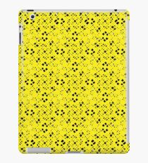 Yellow Weave iPad Case/Skin