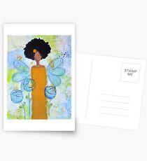Sistah Stand Angel, African American Postcards
